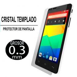 Protector de pantalla de cristal templado BQ Aquaris E5, E5 4G y E5S