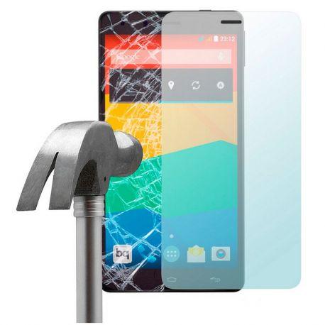 Protector de pantalla de cristal templado para BQ Aquaris E6