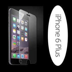 Protector de pantalla de cristal templado para Iphone 6 Plus