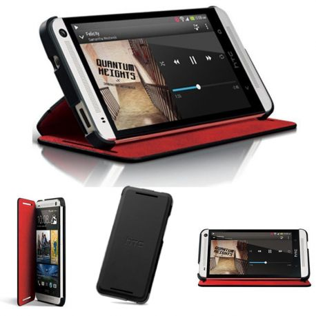 Funda Double Dip Flip para HTC One Mini M4