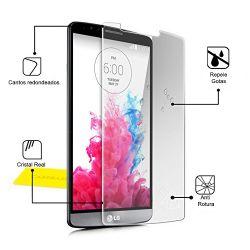 Protector de pantalla de cristal templado para LG G3 D850 D855