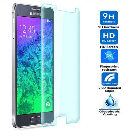 Protector de Pantalla de Cristal Templado Samsung Galaxy Alpha