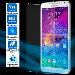 Protector de Pantalla de Cristal Templado para Samsung Galaxy Note 4