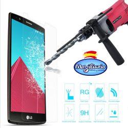 "Protector de pantalla de Cristal Templado para LG G4 5.5"" H815"