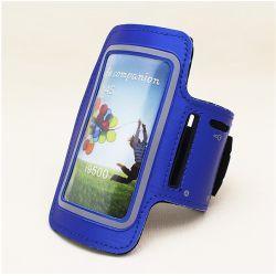 Funda Brazo Azul Reflectante de Neopreno para Samsung Galaxy S3 y S4