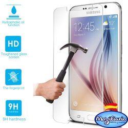 Protector de pantalla de cristal templado para Samsung Galaxy S6