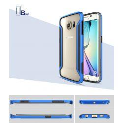 Bumper Nillkin Armor Border para Samsung Galaxy S6 Edge Azul