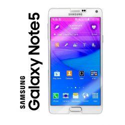 Protector de Pantalla de Cristal Templado para Samsung Galaxy Note 5