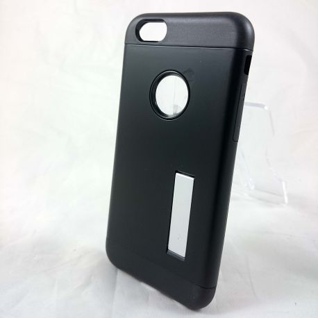 Funda trasera tipo Slim Armor para Iphone 6 Negro