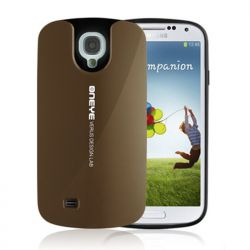 Funda Silicona + PC Hybrid Verus Oneye Samsung Galaxy S4 Capuccino