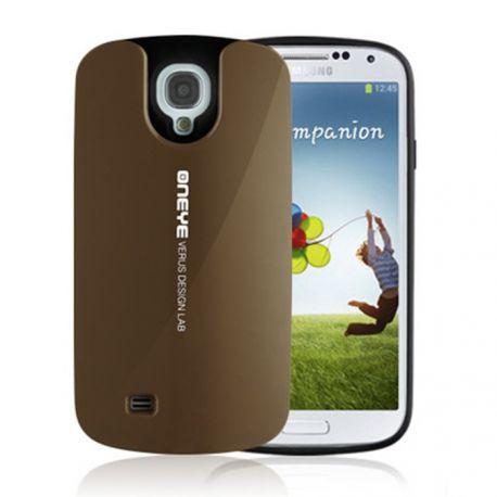 Funda Verus Oneye para Samsung Galaxy S4 Capuccino