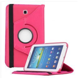 Funda Giratoria 360º para Samsung Galaxy Tab 3 de 7.0 Rosa