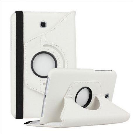 Funda Giratoria 360º para Samsung Galaxy Tab 3 de 7.0 Blanco