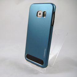 Carcasa Trasera Aluminio Motomo Pizarra para Samsung Galaxy S6 Edge