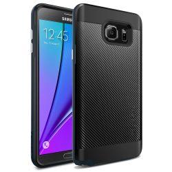 Funda tipo Neo Hybrid Carbon para Samsung Galaxy Note 5 Pizarra