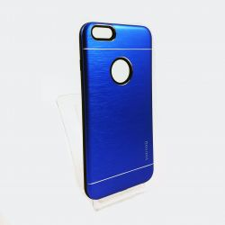 Funda YouYou de Aluminio y TPU color Azul para Iphone 6 y 6S