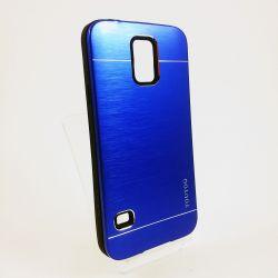Funda trasera YouYou de Aluminio Azul para Samsung Galaxy S5