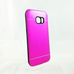 Funda YouYou trasera de Aluminio para Samsung Galaxy S7 Rosa