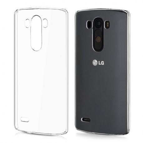 Funda TPU Transparente para LG G3 Silicona Ultra Fina 0.3 mm