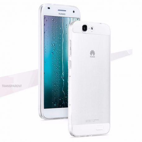 Funda TPU Transparente para Huawei G7 Silicona Ultra Thin Fina 0.3 mm