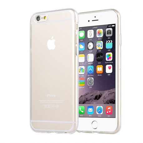 Funda TPU Transparente para Iphone 6 y 6S Silicona Ultra Thin Fina 0.3 mm