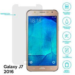Protector de pantalla de Cristal Templado Samsung Galaxy J7 2016