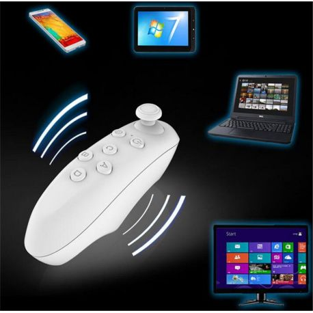 Mando Bluetooth Para Gafas Vr Realidad Virtual 3d Joystick Juegos