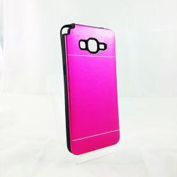 Funda Rosa de Aluminio y TPU YouYou Samsung Galaxy Grand Prime G530