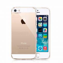 Funda TPU Transparente para Iphone 5 / 5S / SE Silicona Ultra Fina 0.3