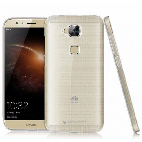 Funda TPU Transparente Huawei G8 / GX8 Silicona Ultra Thin Fina 0.3 mm