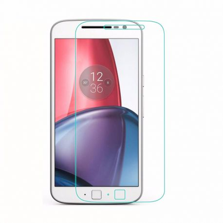 Protector de pantalla de Cristal Templado Motorola Moto G4 Plus