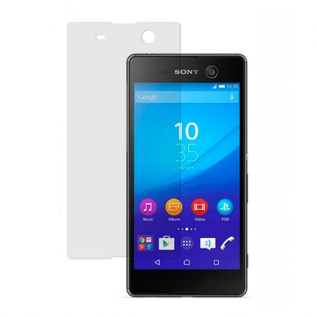 Protector de pantalla de Cristal Templado para Sony Xperia M5