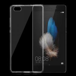 Funda TPU Transparente Huawei P8 Lite Silicona
