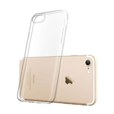 Funda TPU Transparente para Iphone 7 Silicona Ultra Thin Fina 0.3 mm