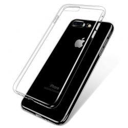 Funda TPU Transparente Iphone 7 Plus / 8 Plus silicona