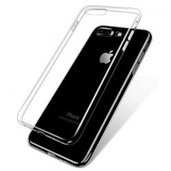 Funda TPU Transparente Iphone 7 Plus / 8 Plus silicona