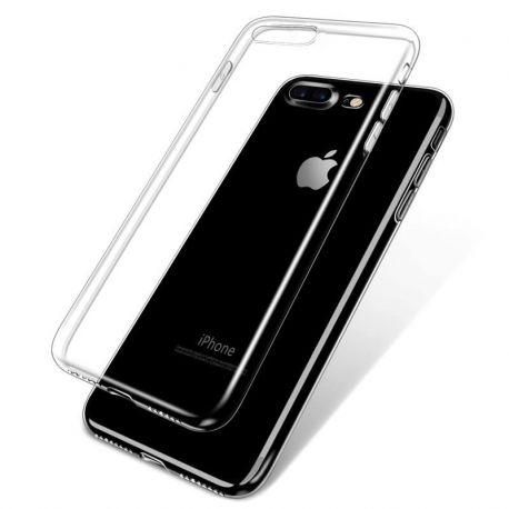 Funda TPU Transparente para Iphone 7 Plus Silicona Ultra Thin Fina 0.3 mm