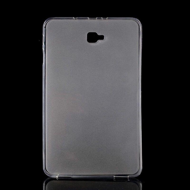 207b9b8c718 Funda TPU Silicona Semi Transparente Samsung Galaxy Tab A 10.1 2016