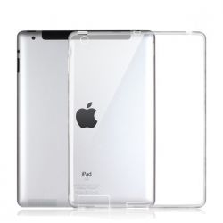 Funda de TPU Transparente iPad 2 / 3 / 4 Silicona Ultra Fina 0.3mm
