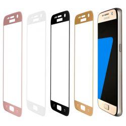 Protector de pantalla de Cristal Templado Completo Samsung Galaxy S7