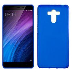 Funda de TPU Mate Lisa para Xiaomi Redmi 4 / 4 Prime Silicona Azul