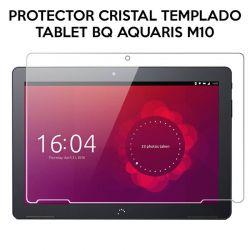 Protector de pantalla de Cristal Templado para BQ Aquaris M10