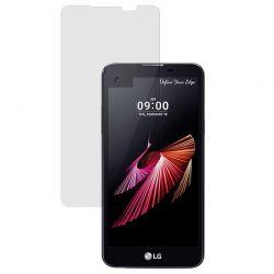 Protector de pantalla de Cristal Templado para LG X Screen K500N