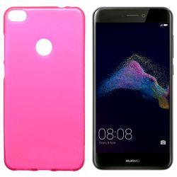 Funda de TPU Mate Lisa para Huawei P8 Lite 2017 Silicona Rosa