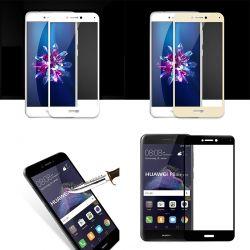 Protector de pantalla de Cristal Templado Completo Huawei P8 Lite 2017