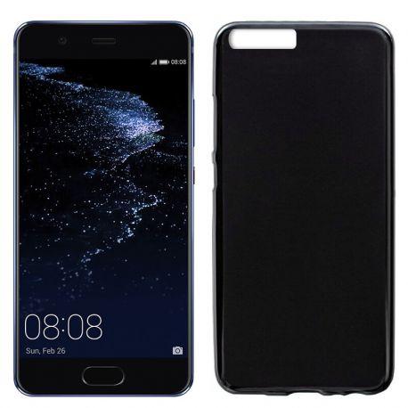 Funda TPU Mate Lisa para Huawei 10 Silicona Flexible Negro