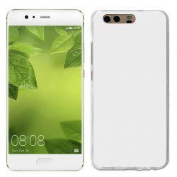 Funda TPU Mate Lisa para Huawei 10 Plus Silicona Semi Transparente