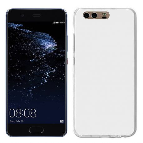 Funda TPU Mate Lisa para Huawei P10 Silicona Semi Transparente