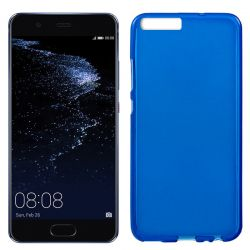 Funda TPU Mate Lisa para Huawei P10 Silicona Flexible Azul