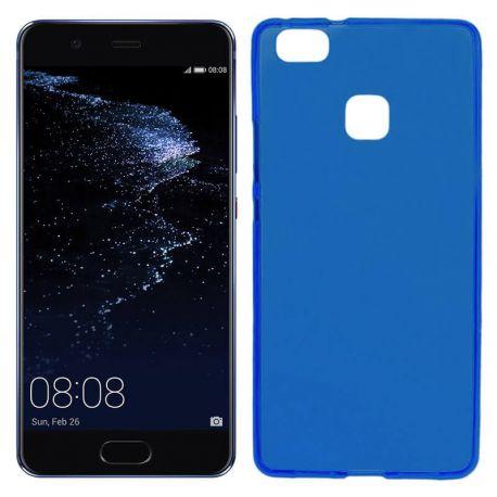 Funda TPU Mate Lisa para Huawei P10 Lite Silicona Flexible Azul